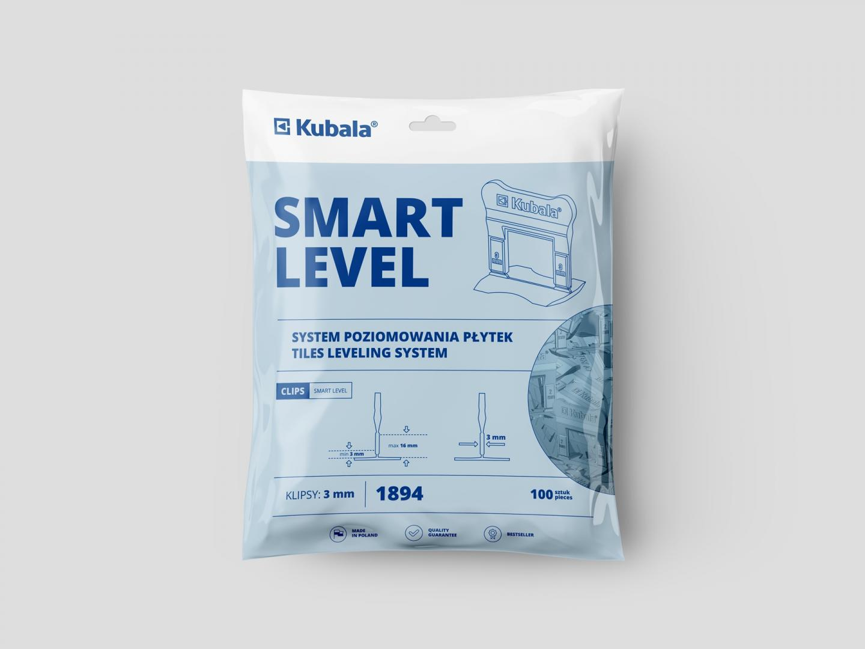 Fliesen-Nivelliersystem Smart Level 100 Stück Kubala
