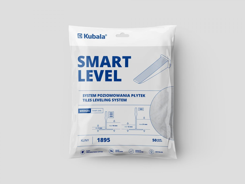 Smart Level - Keile Beutel 50 Stück Kubala