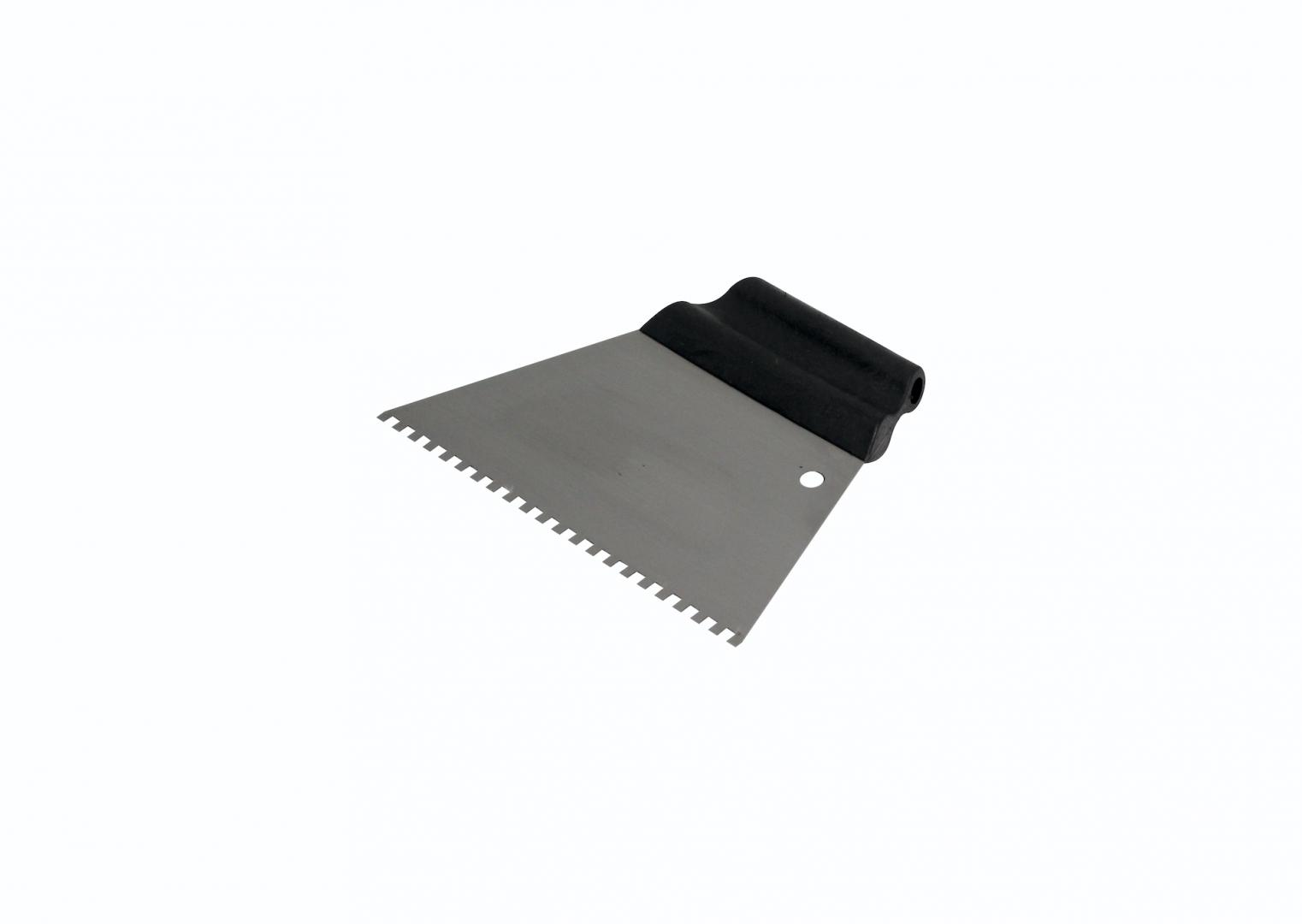 Zahnspachtel Stahl Kubala