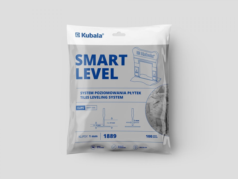 Fliesen-Nivelliersystem Smart Level hohe Ausführung 100 Stück Kubala